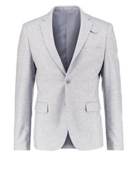 Suit jacket light grey medium 3833623