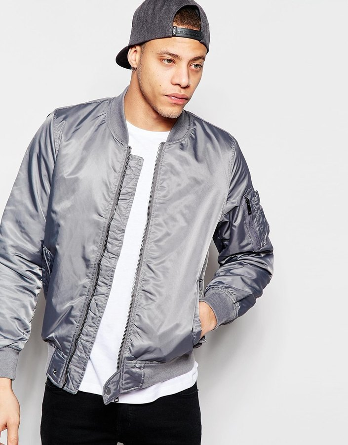 Brave Soul Ma1 Bomber Jacket | Where to buy & how to wear