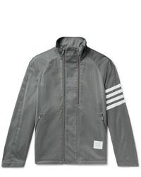 Thom Browne Striped Wool Jacket