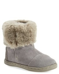 Toms Infant Girls Nepal Boot