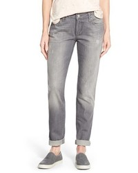 Mavi Jeans Emma Distressed Stretch Slim Boyfriend Jeans