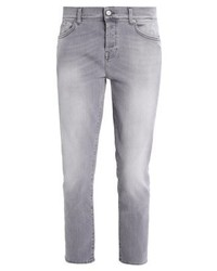 7 For All Mankind Josefina Relaxed Fit Jeans Crystal Grey