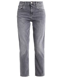 Edwin Relaxed Fit Jeans Light Grey Used