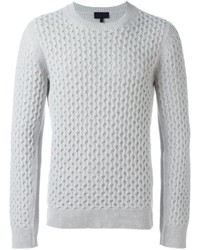 Cable knit jumper medium 841984