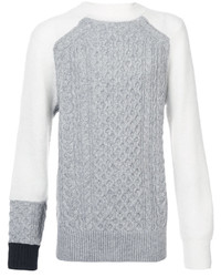 Sacai Chunky Fisherman Sweater