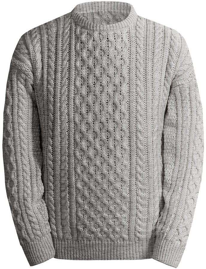 Jg Glover Co Peregrine By Jg Glover English Wool Sweater   Where ...
