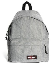 Grey Canvas Backpack