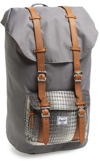 Herschel Supply Co Little America Canvas Backpack   Where to buy ... a7244fc7fb