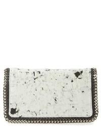 Stella McCartney Falabella Splash Canvas Crossbody Bag