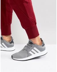 adidas Originals X Plr Trainers In Grey Cq2408