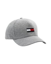 Tommy Hilfiger Flag Cap Grey