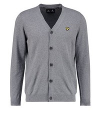 Cardigan mid grey marl medium 4205839