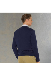 Polo Ralph Lauren Pima Cotton V Neck Cardigan