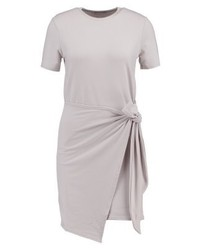 Jersey dress grey medium 4242946