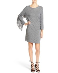 Zadig & Voltaire Winter Fringes T Shirt Dress