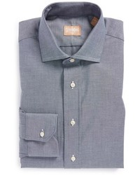 Gitman Regular Fit Chambray Dress Shirt