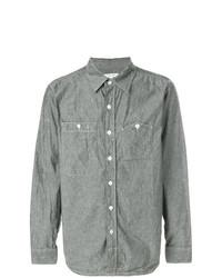 Engineered Garments Chambray Patch Pocket Shirt
