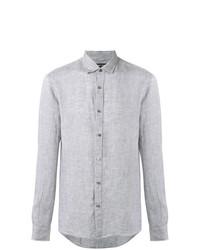 Michael Kors Collection Chambray Shirt