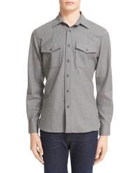 Chambray shirt medium 790741