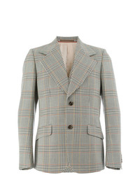Gucci Heritage Checked Blazer