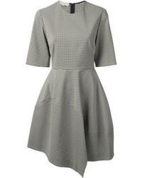 Stella McCartney Dogtooth Check Dress