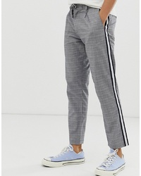Jack & Jones Check Trousers With