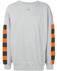 Checker crewneck sweatshirt medium 4978286