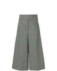 Grey Check Culottes