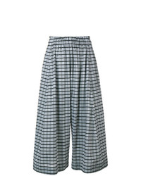 Henrik Vibskov Come Together Checked Culottes