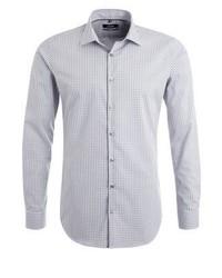 Seidensticker Extra Slim Formal Shirt Grey