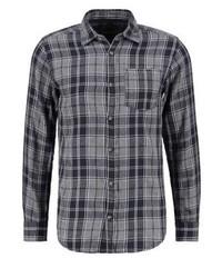 Jorchristopher slim fit shirt light grey melange medium 3777285