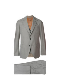 Gabriele Pasini Three Piece Check Suit
