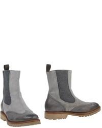 Grey chelsea boots original 1953231