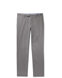 Polo Ralph Lauren Slim Fit Tapered Cotton Blend Twill Chinos