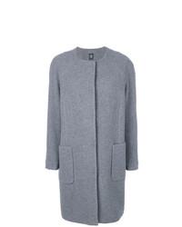 Eleventy Collarless Coat