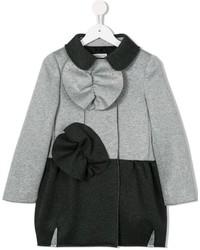 I Pinco Pallino Neoprene Jersey Coat