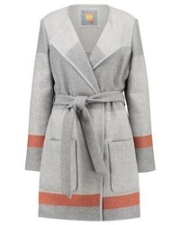 Hugo Boss Origa Classic Coat Grau