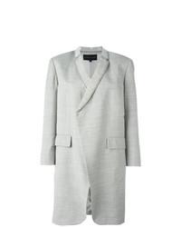 Comme Des Garçons Vintage Pvc Trim Lightweight Coat