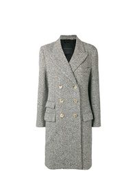 Ermanno Scervino Tweed Coat
