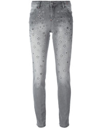 Twin-Set Studded Skinny Jeans