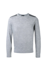 Kent & Curwen Bonded Knit Shoulders Jumper