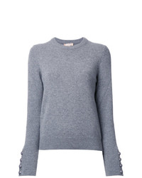 Michael Kors Collection Cashmere Crew Neck Jumper