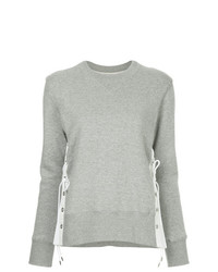 Sacai Lace Up Jumper