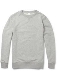 Loopback cotton jersey sweatshirt medium 188774
