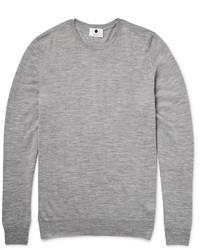Nn07 charles mlange merino wool sweater medium 656938