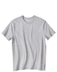Grey crew neck t shirt original 1314303