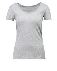 J.Crew Basic T Shirt Heather Graphite