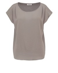Basic t shirt khaki medium 3896065