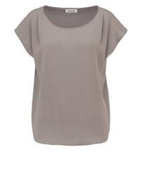 Modström Basic T Shirt Khaki