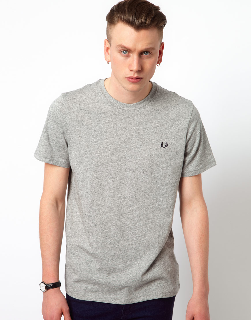 360bb6ac7 Fred Perry Crew Neck Plain T Shirt, £30 | Asos | Lookastic UK